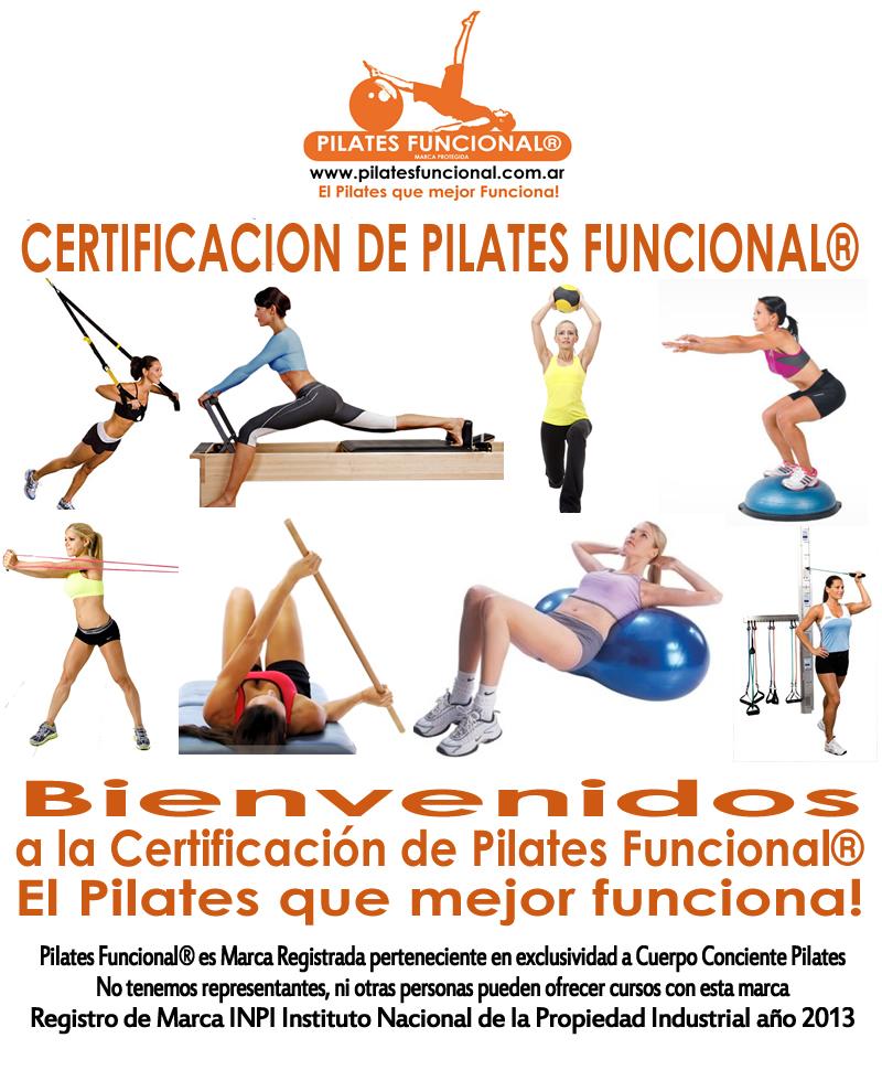 Pilates Funcional Functional Training  El Pilates que mejor funciona